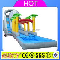 Top sale high giant inflatable water slide,water inflatable slide