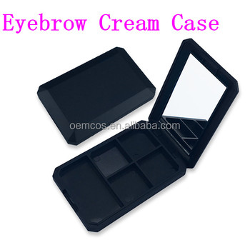 Class Tweezers Makeup Kit Magnetic Eyebrow Cream Case