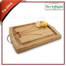 Core Bamboo Pro Chef Catering Carving Board, Natural