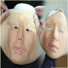 Food grade silicone rubber for mask making