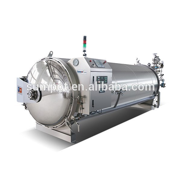 electric heating sterilizer retort canned food sterilizer