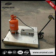 ISO9001 Certified portable infrared asphalt road heater With Stable Function