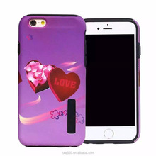 Water transfer color print mobile phone case for iphone 6