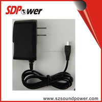universal mobile phone charger 5v2a usb power adapter certification approved