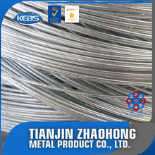 1.2mm-7.0mm elec or hot galvanized wire