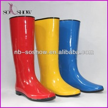 long rubber boots
