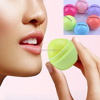 Wholesale 6 Flavors Lip Balm Round Roller Ball Moisturizing Lip Balm For Wholesale