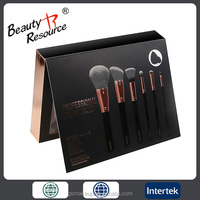 Professional Brush 6pcs Set 2pcs Sponge