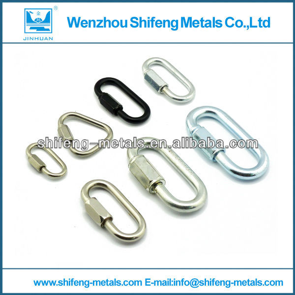 chain connecting link hook