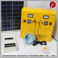 Long lifespan 1000W Portable solar power system