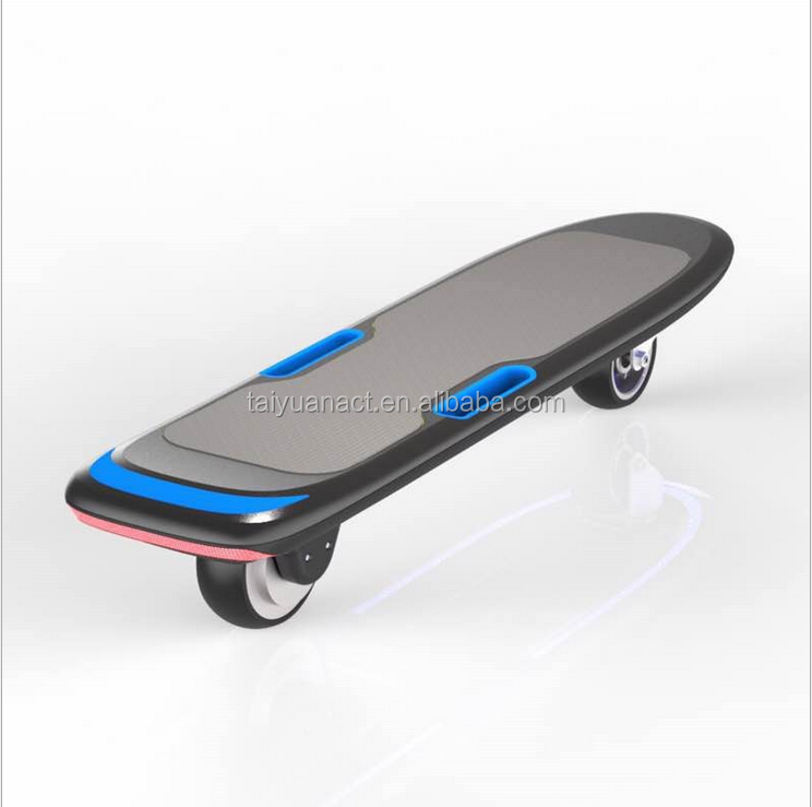 Electric mini scooter one wheels self balancing scooter boosted electric skateboard