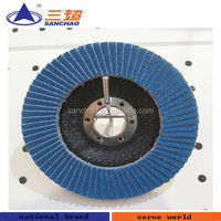 wooden door polishing flap disc / car polishing flap disc