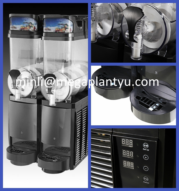 Germany compressor home ice slush puppy machine china for sale price