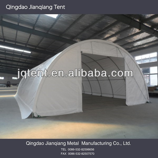 JQR308515R industrial large steel frame storage tent