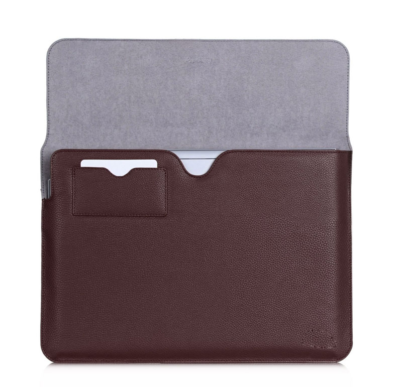 2016 new arrival pu /leather laptop sleeve,leather laptop cover