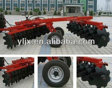Heavy Duty Trailed Offset Disc Harrow for tractor