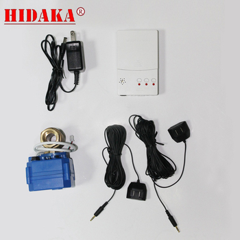 Auto Shut off electric leak detector water detection device with Battery Backup