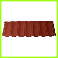 High grade solutions roofing system supplier / stone coated metal roof tiles