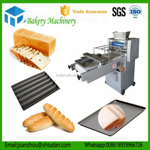 Commercial electric bread dough toast moulder machine toast making machine for bakery machine