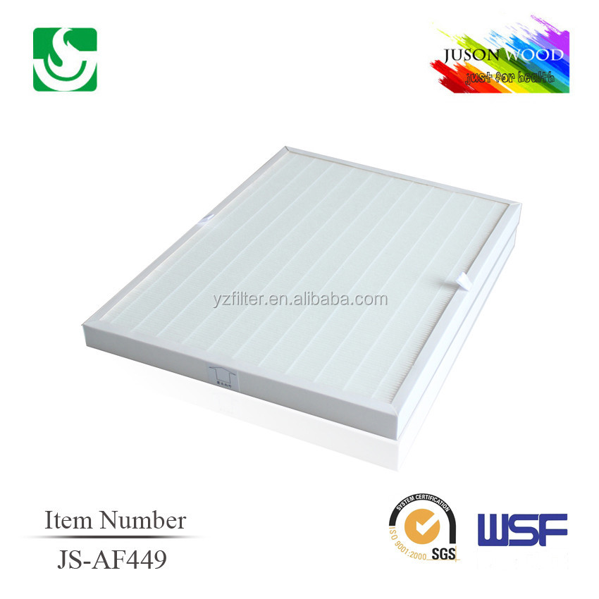 JS-AF449 high quality professional paint spray booth filters