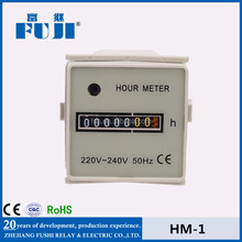 HM-1 220V Hour Meter Hour Counter Digital Hour Meter