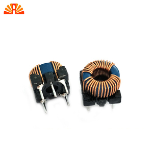 Mini iron core inductor variable inductor coil ferrite core
