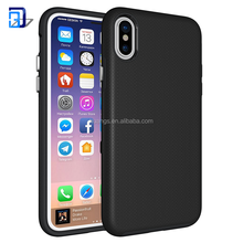 Alibaba Best Sellers New Product Ball - grained Anti-skid Armor Cell Phone Case For Iphone X Case