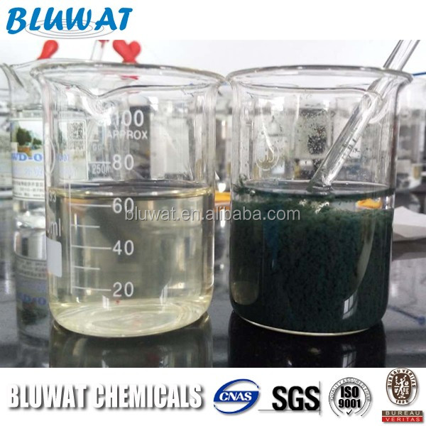 Paper Making Waste Water Decolorization BWD-01 Decoloring Agent