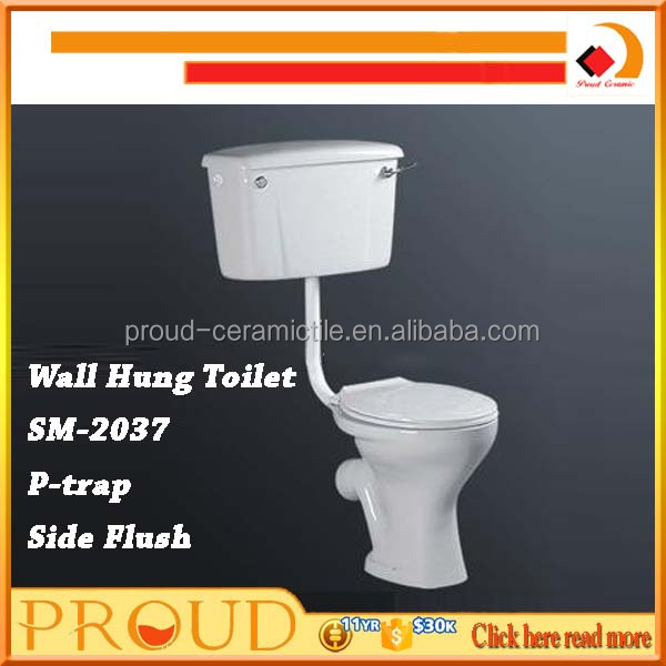 Twyford good price sanitary ware wall hung Toilet ceramic wc