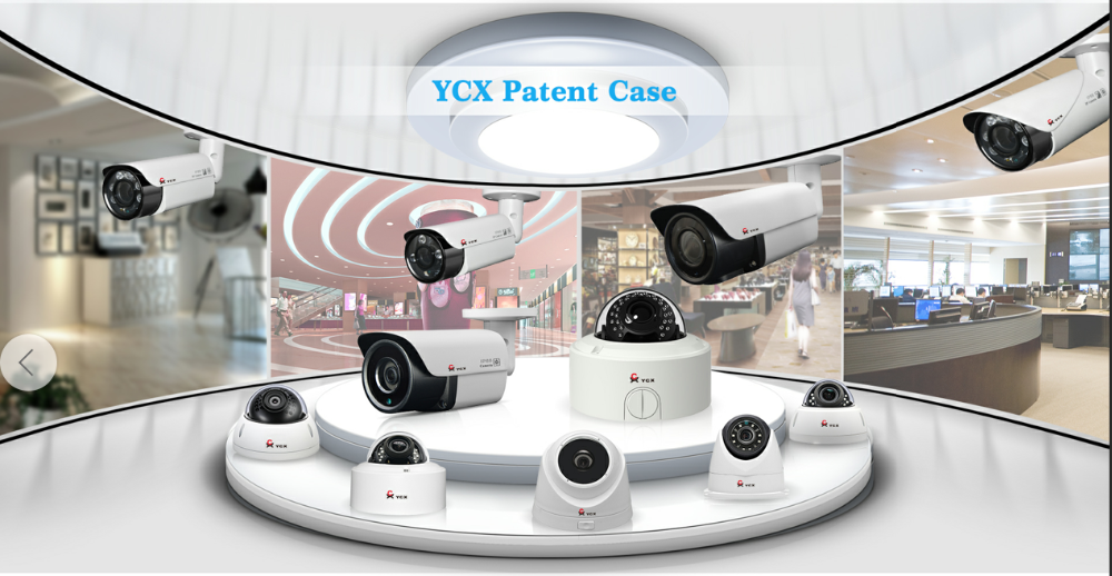 2017 YCX CCTV Camera, Verifocal 2.8-12mm Lens 5MP Onvif IP Camera OEM ODM Manufacturer