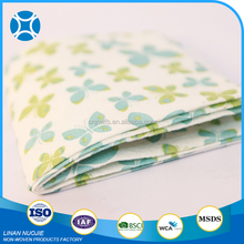 China Manufacturer Absorbent Spunlace Nonwoven Cleaning Cloth