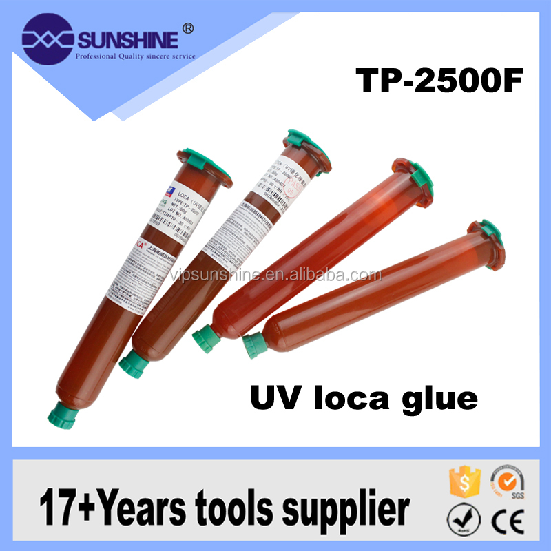 Adhesive UV loca glue for mobile phone