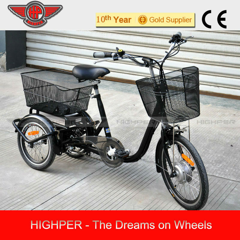 2014 Adult Electric Tricycle (EL08)