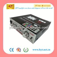 mp3 tv pallet amplifierYT-329A with FM