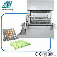 Fashionable most popular egg tray making machine paper
