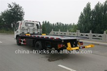 LUFENG ST5062TQZKP 4x2 Flatbed Truck Dimensions