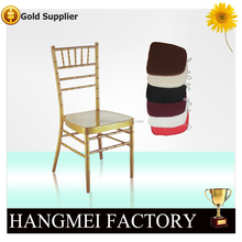 Sale promotion Wholesale metal stackable tiffany chair for party