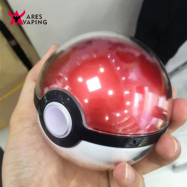 Pokemon Go fast charge power bank portable phone charger for smartphone Christmas gift pokemon ball mobile power bank