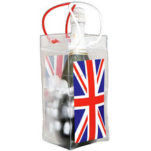 UK hot sale ice wine cooling bag pvc beer bag