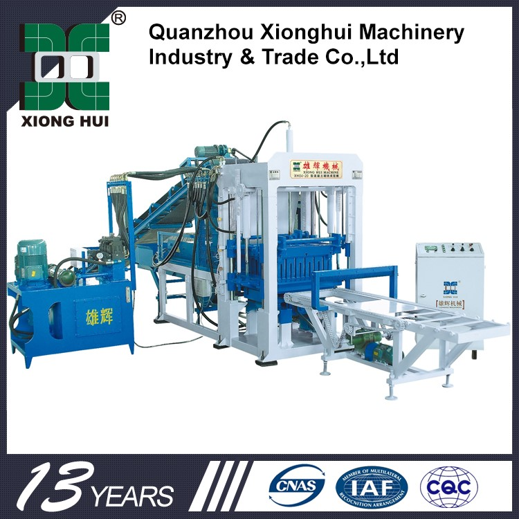 Factory Price Hollow Breeze Block Making Machine