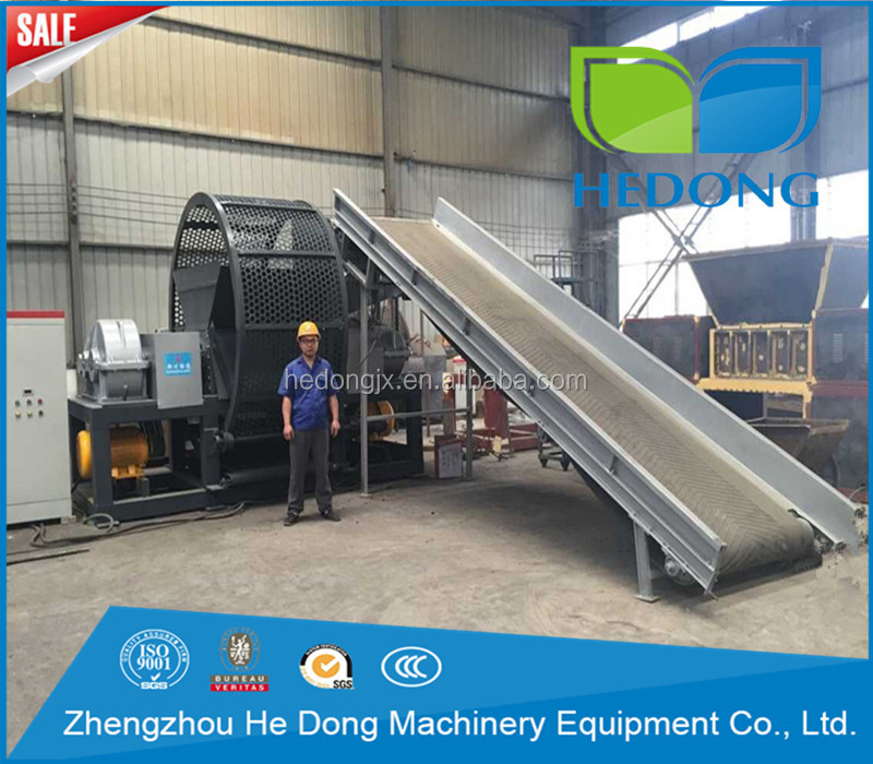 machine manufacturers tire recycling machine line/tyre recycling plant machines for sale