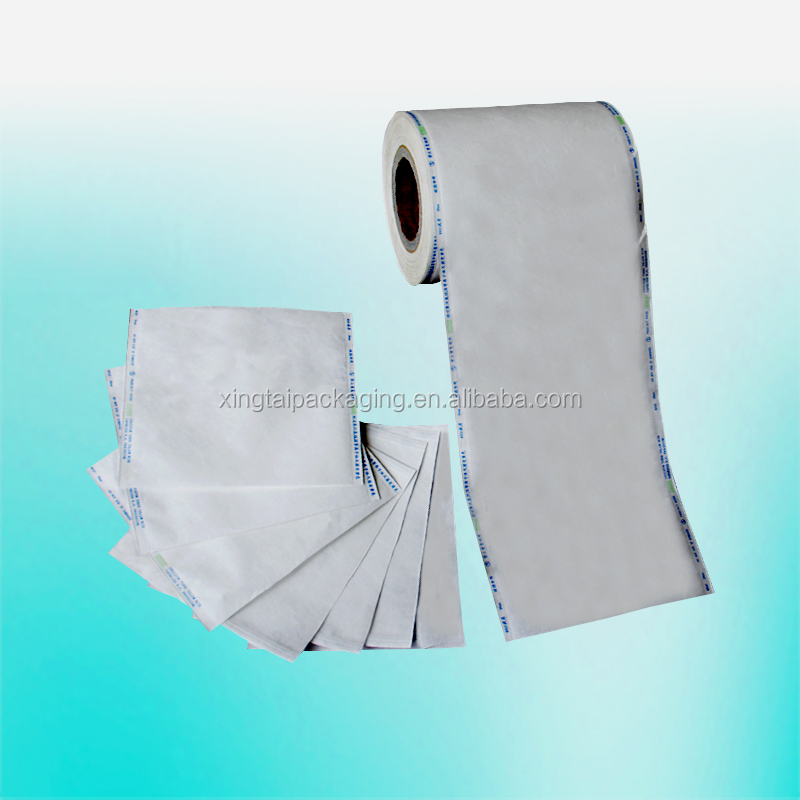 Paper-film Sterilization Pouch Rolls For Packing Medical Device