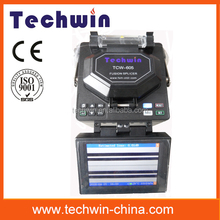 Techwin brand new handheld optical fiber splicer TCW605 telecom tools and equipment