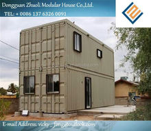 Modular prefab home kit price,low cost pre made contain house