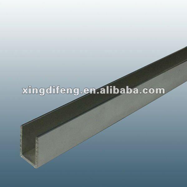 Profili in alluminio per finestre scorrevoli vetrino id - Profili alluminio per finestre ...