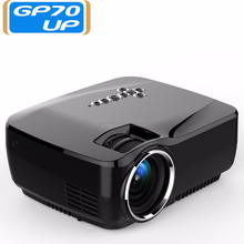 ABER Simplebeamer GP70UP projector with led light source 20000 hours life lamp simple beamer led projector