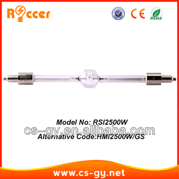 HMI2500W metal halide light lamp bulb 6000k