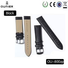 Big Strap Leather Watch Band Genuine Leather High Quality Wristbands