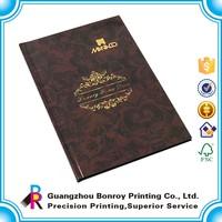 Wholesale Cute Contact Paper Metal Corner Book Cover