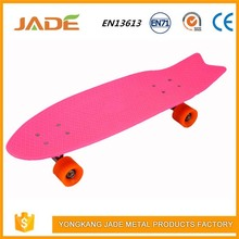 Flowboard fish skateboard single color banana deck skateboard